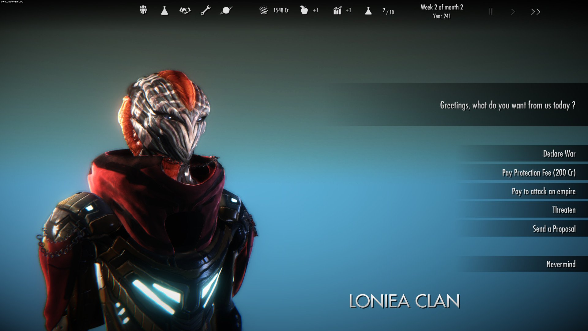 Dawn of Andromeda PC Games Image 24/24, Grey Wolf Entertainment, Iceberg Interactive