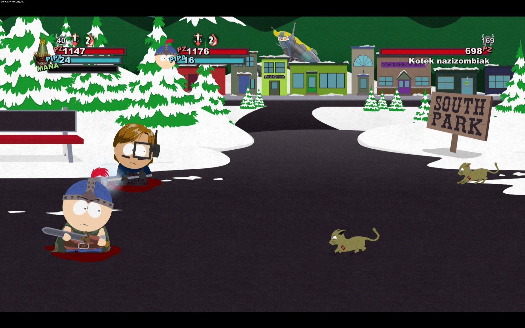 south park online free game