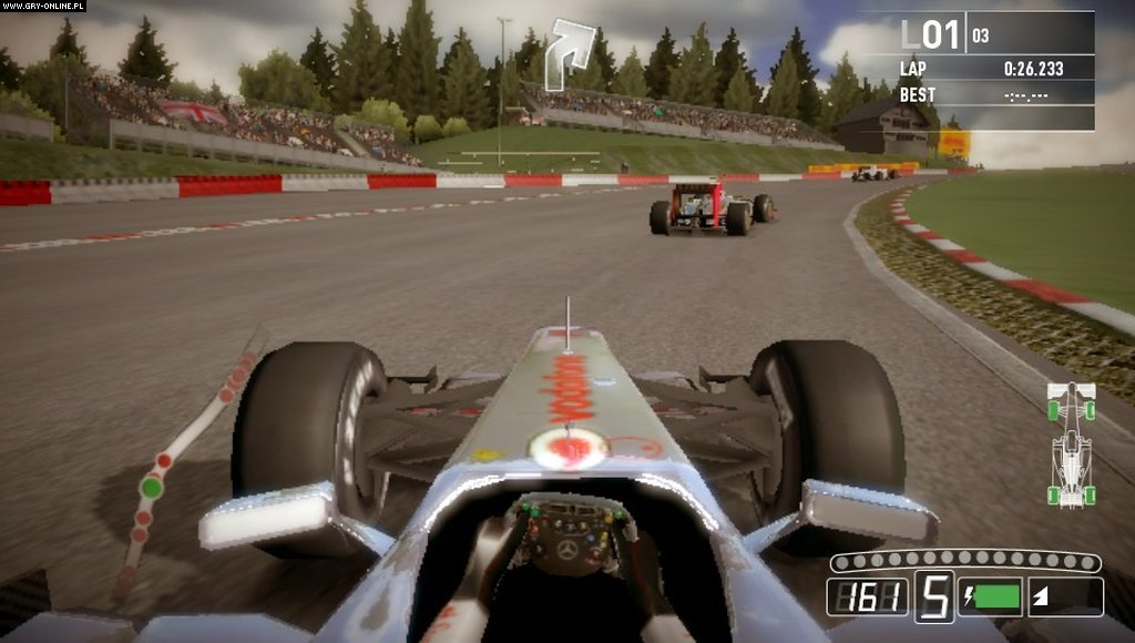 F1 2011 PSV Gry Screen 1/54, Codemasters Software