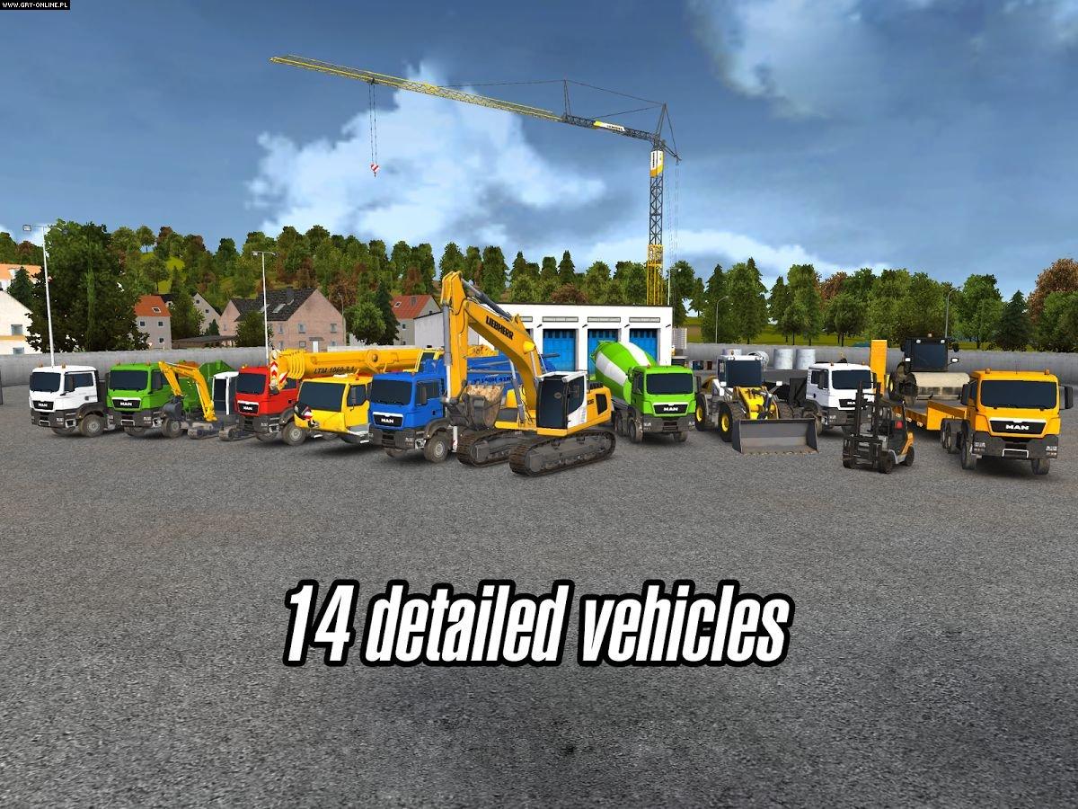 construction equipment simulator games online