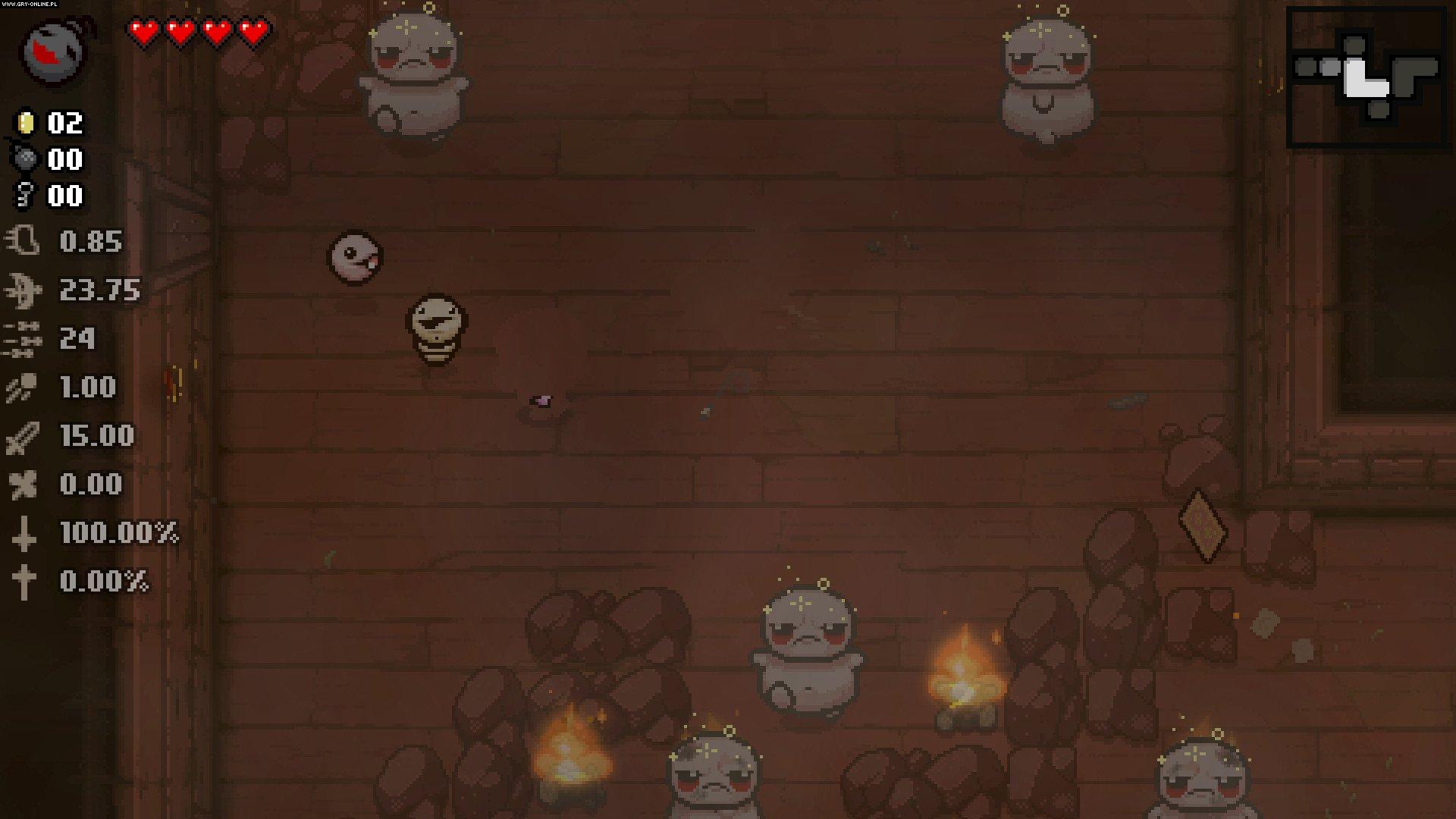 The Binding of Isaac: Afterbirth+ PC, PS4, XONE Games Image 4/7, Nicalis
