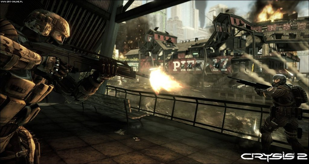 Crysis 2 X360 Gry Screen 108/115, Crytek, Electronic Arts Inc.