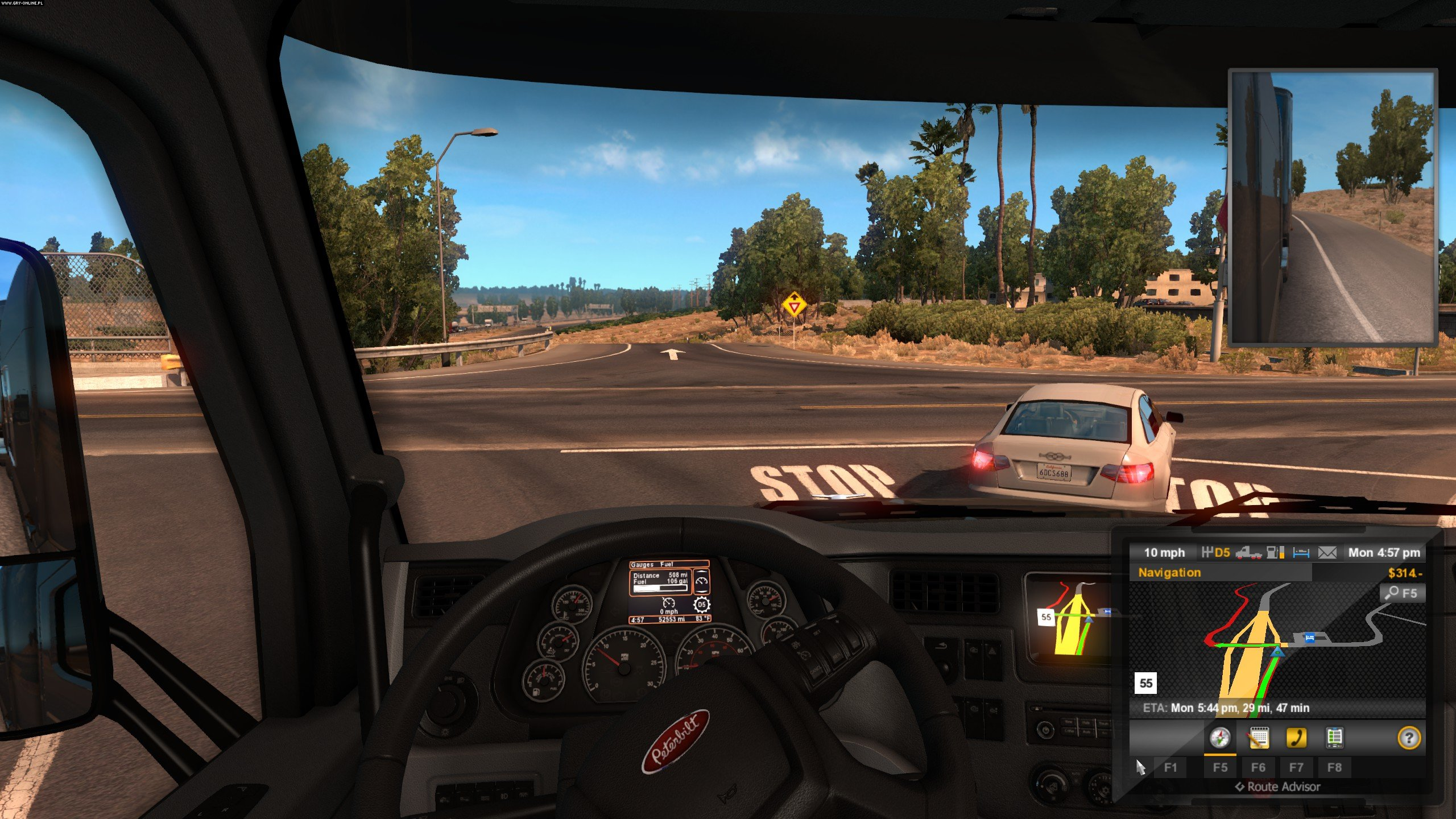 american truck simulator screenshots gallery screenshot 18 68. Black Bedroom Furniture Sets. Home Design Ideas