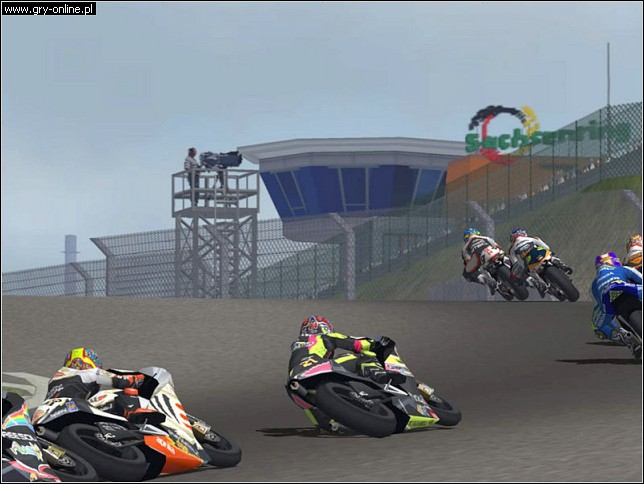 MotoGP 4 - screenshots gallery - screenshot 20/20 - gamepressure.com