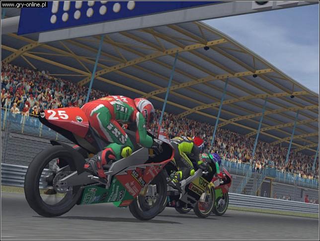 MotoGP 4 - screenshots gallery - screenshot 12/20 - gamepressure.com