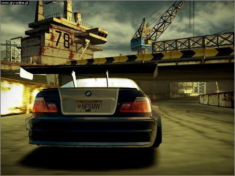 Need for Speed: Most Wanted (2005) PS2 Gry Screen 76/77, Electronic Arts Inc.