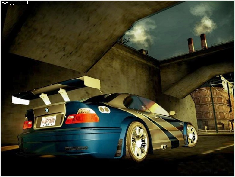Need for Speed: Most Wanted (2005) PS2 Gry Screen 75/77, Electronic Arts Inc.