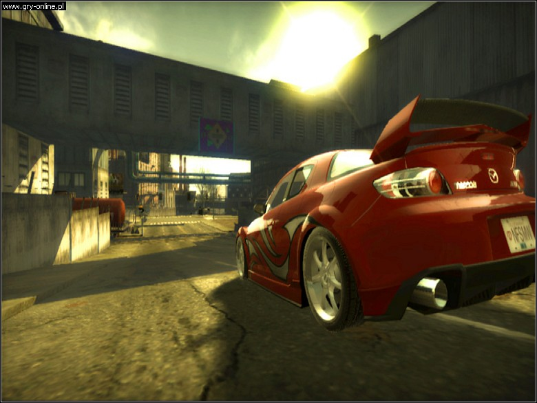Need for Speed: Most Wanted (2005) PS2 Gry Screen 73/77, Electronic Arts Inc.