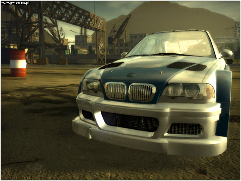 Need for Speed: Most Wanted (2005) PS2 Gry Screen 64/77, Electronic Arts Inc.