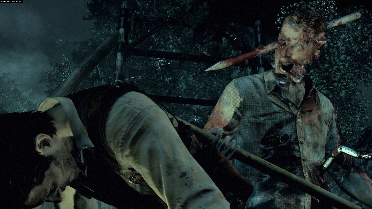 The Evil Within PC, X360, PS3, PS4, XONE Gry Screen 7/50, Tango Gameworks, Bethesda Softworks