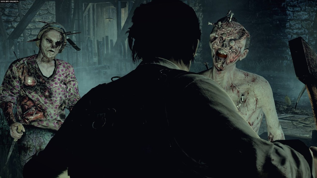 The Evil Within PC, X360, PS3, PS4, XONE Gry Screen 5/50, Tango Gameworks, Bethesda Softworks