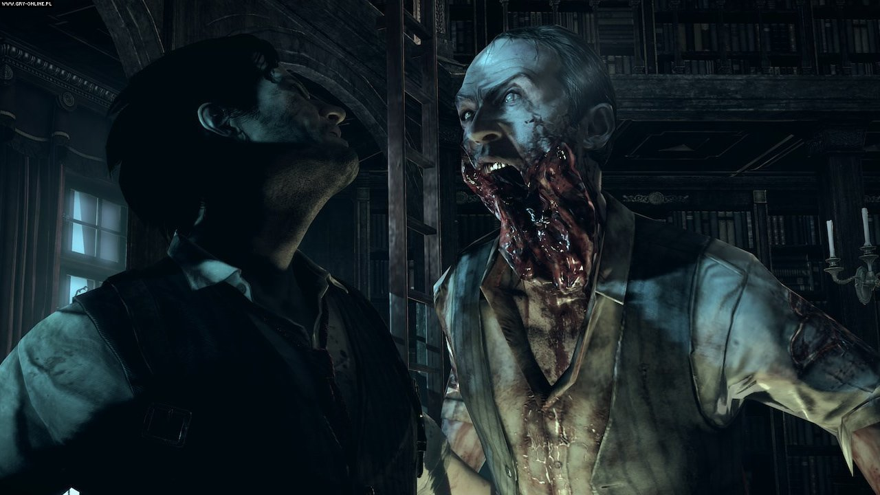 The Evil Within PC, X360, PS3, PS4, XONE Gry Screen 4/50, Tango Gameworks, Bethesda Softworks