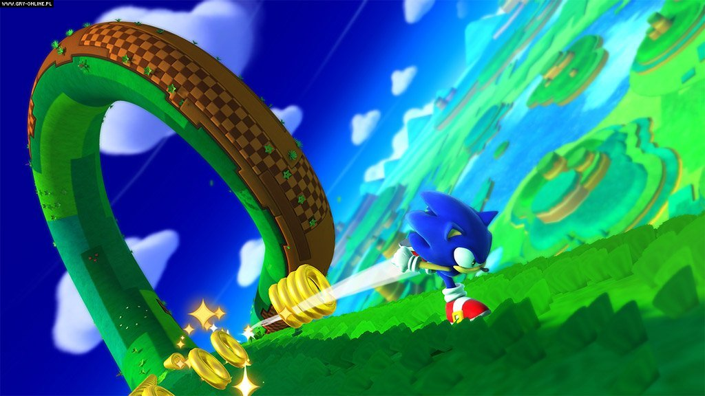 Sonic Lost World WiiU Gry Screen 93/94, Sonic Team, SEGA