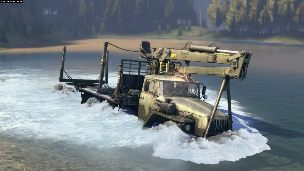 Spintires PC Games Image 23/60, Oovee Games Studio, IMGN.PRO