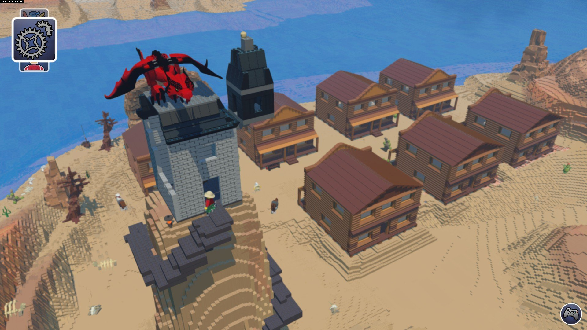LEGO Worlds PC, PS4, XONE Games Image 21/21, Traveller's Tales, Warner Bros Interactive Entertainment