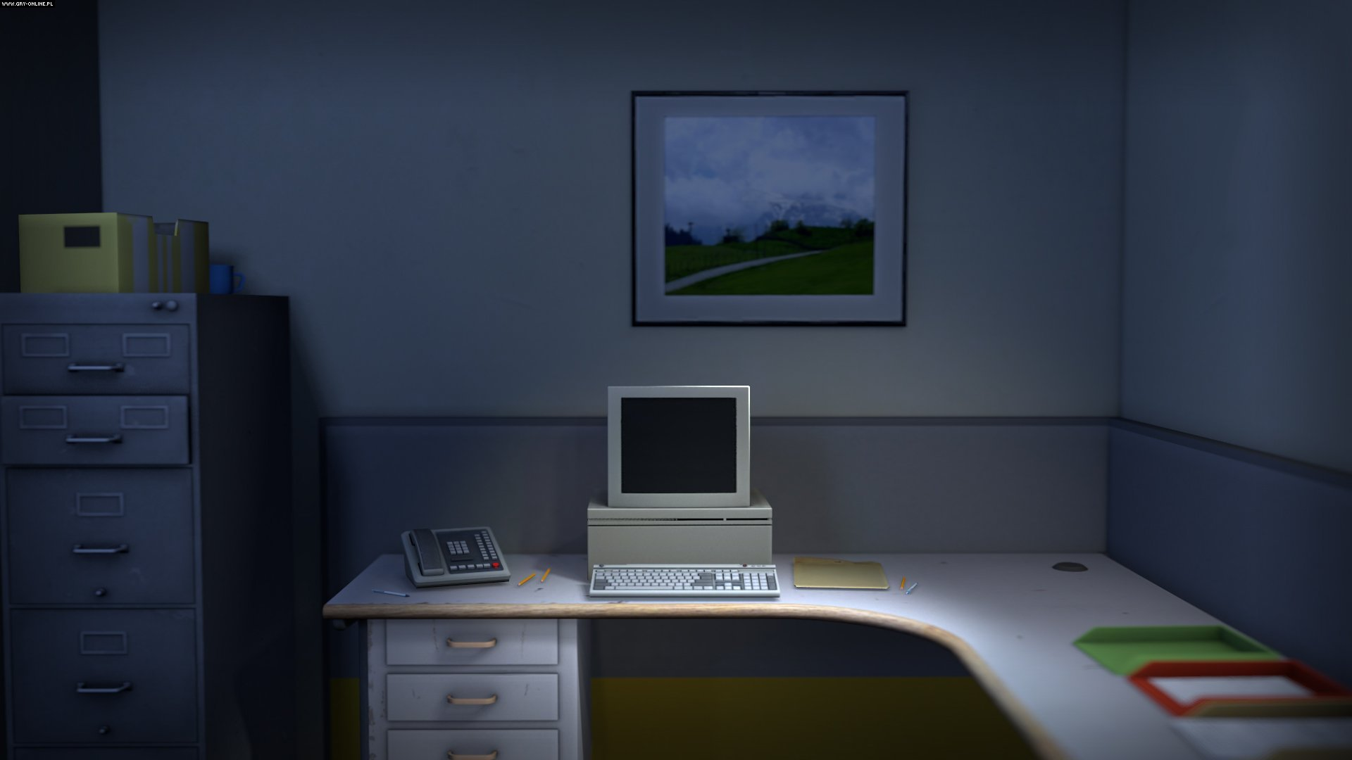 The Stanley Parable PC Gry Screen 1/6, Galactic Cafe