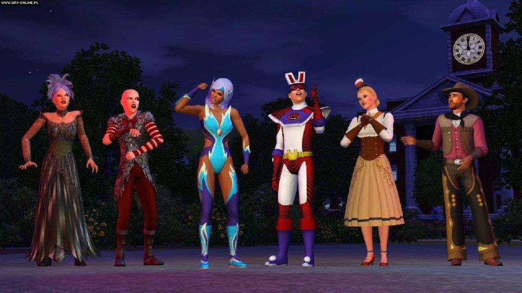 The Sims 3 Movie Stuff Screenshots Gallery Screenshot 2