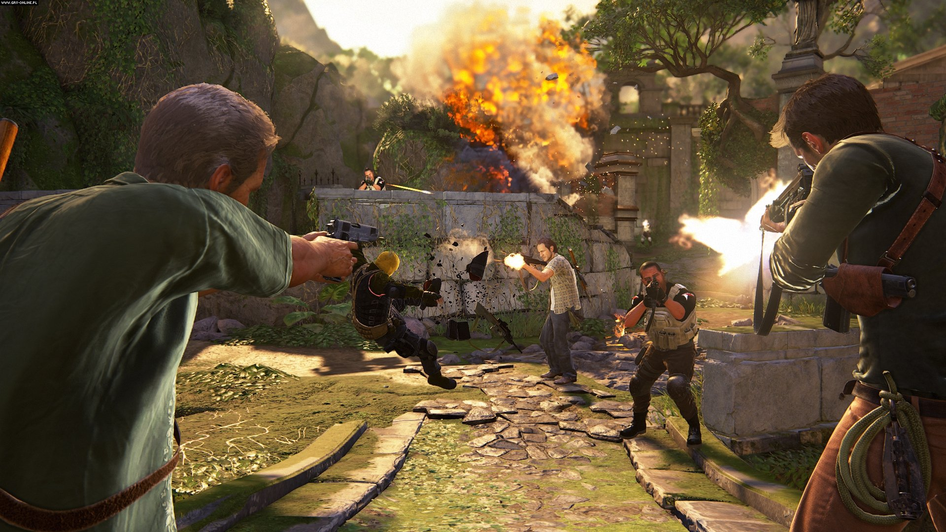 Uncharted 4: A Thief's End PS4 Games Image 1/135, Naughty Dog, Sony Interactive Entertainment