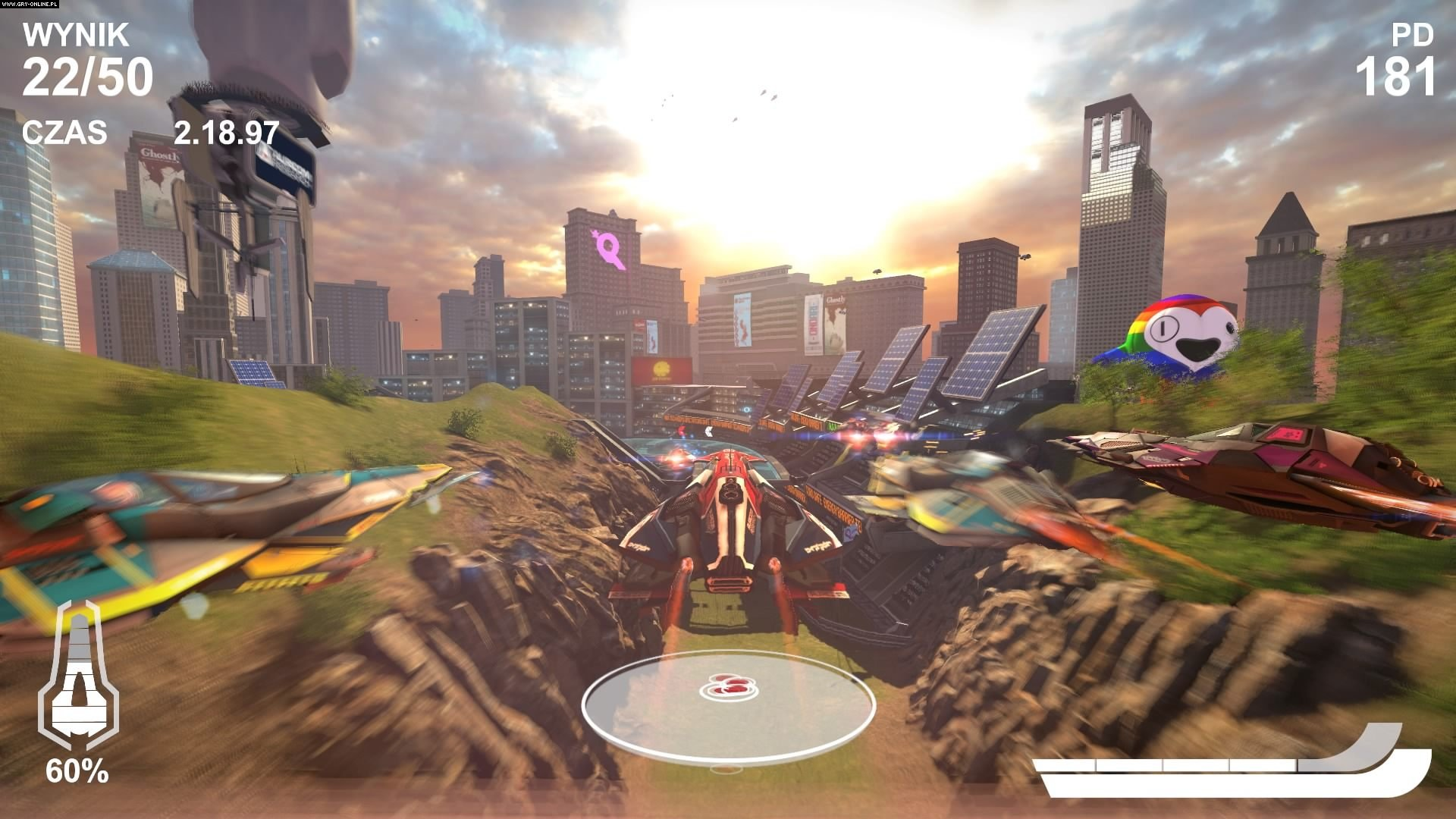 WipEout: Omega Collection PS4 Games Image 3/37, Sony Interactive Entertainment