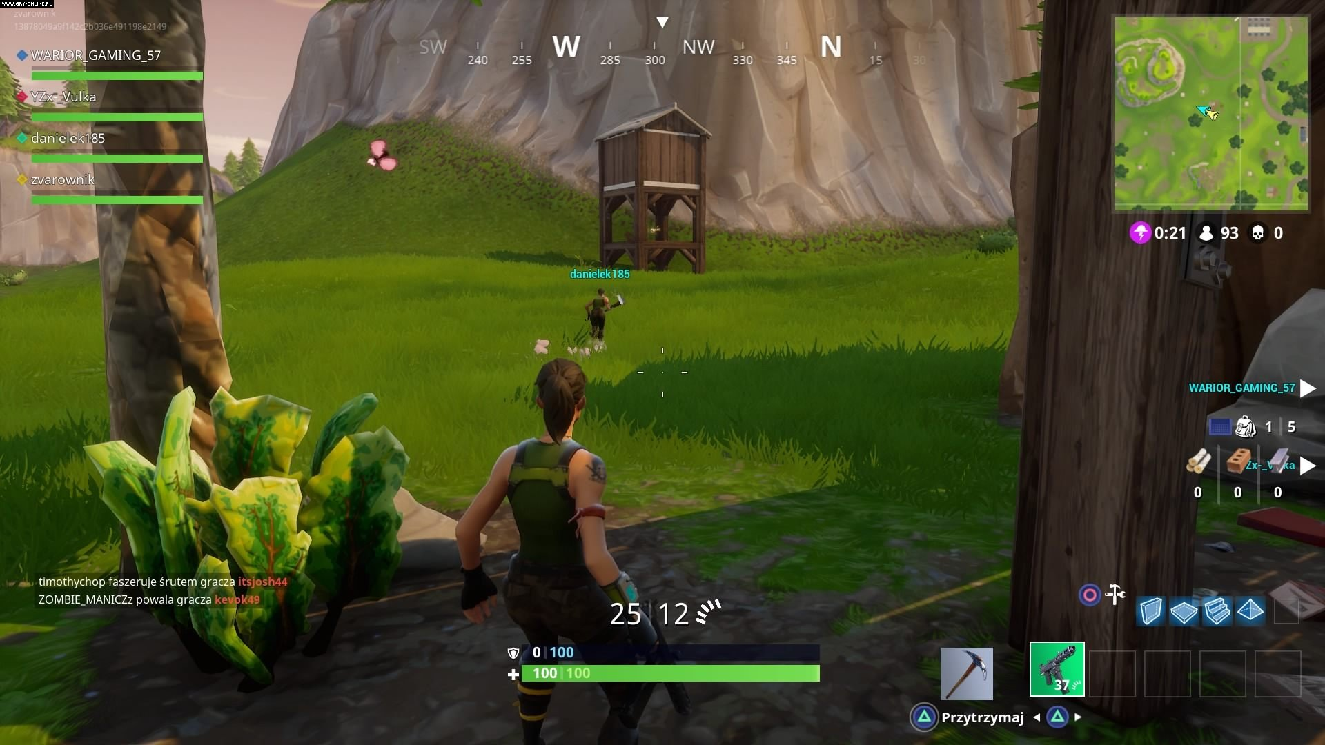 fortnite how to add people on xbox from pc