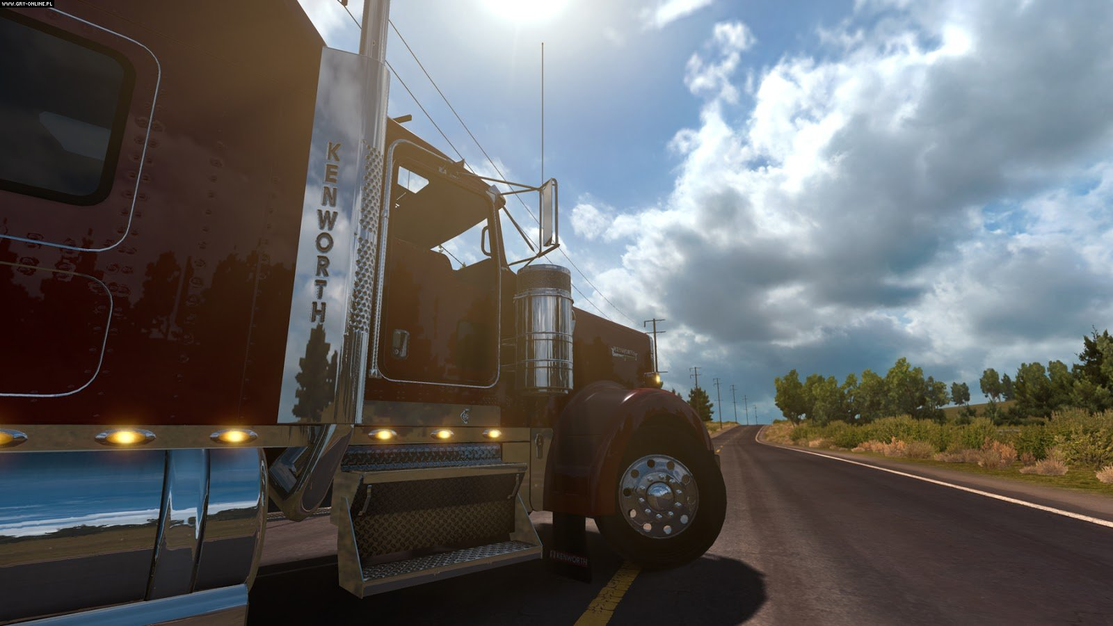 American Truck Simulator PC Gry Screen 9/68, SCS Software, IMGN.PRO