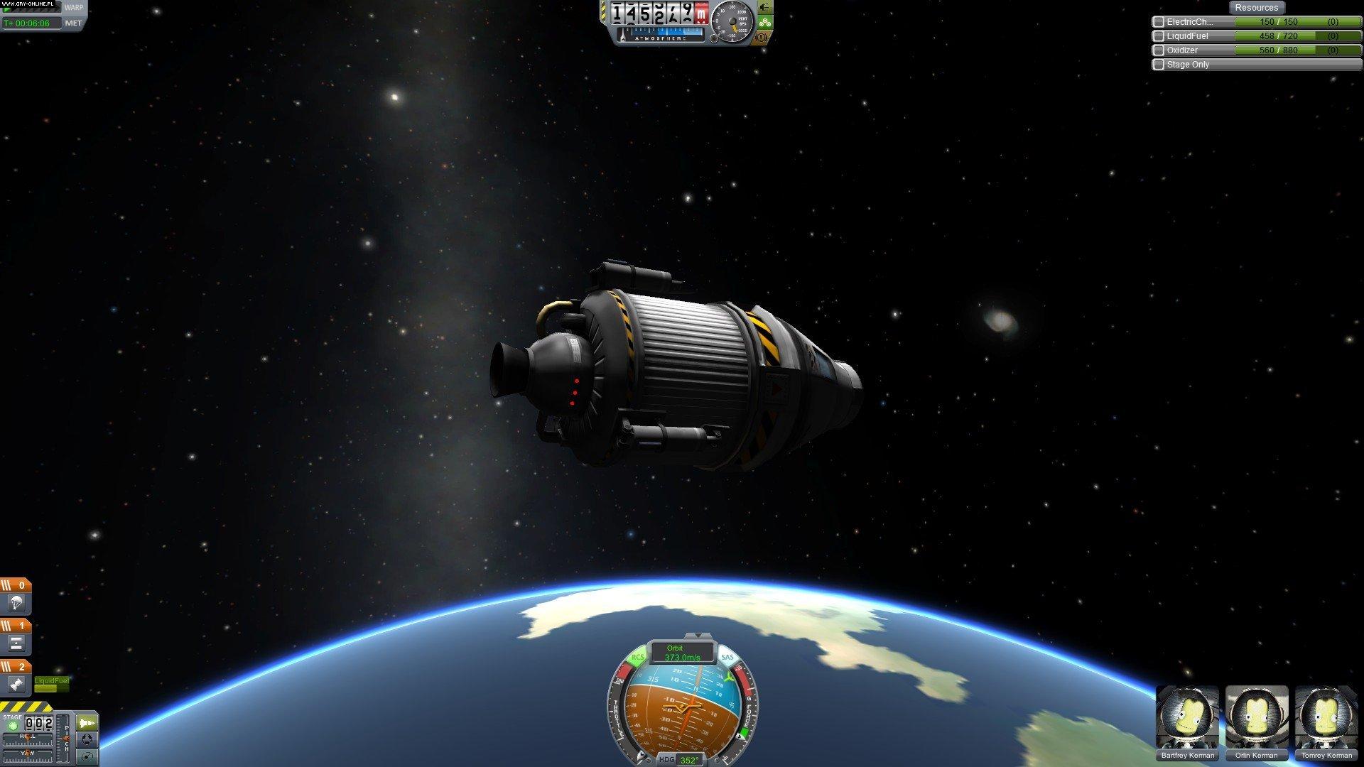 Kerbal Space Program - galeria screenshotów - screenshot ...
