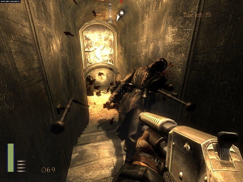 Скриншот из игры NecroVisioN. header=Скриншот из игры NecroVisioN body=b Ра