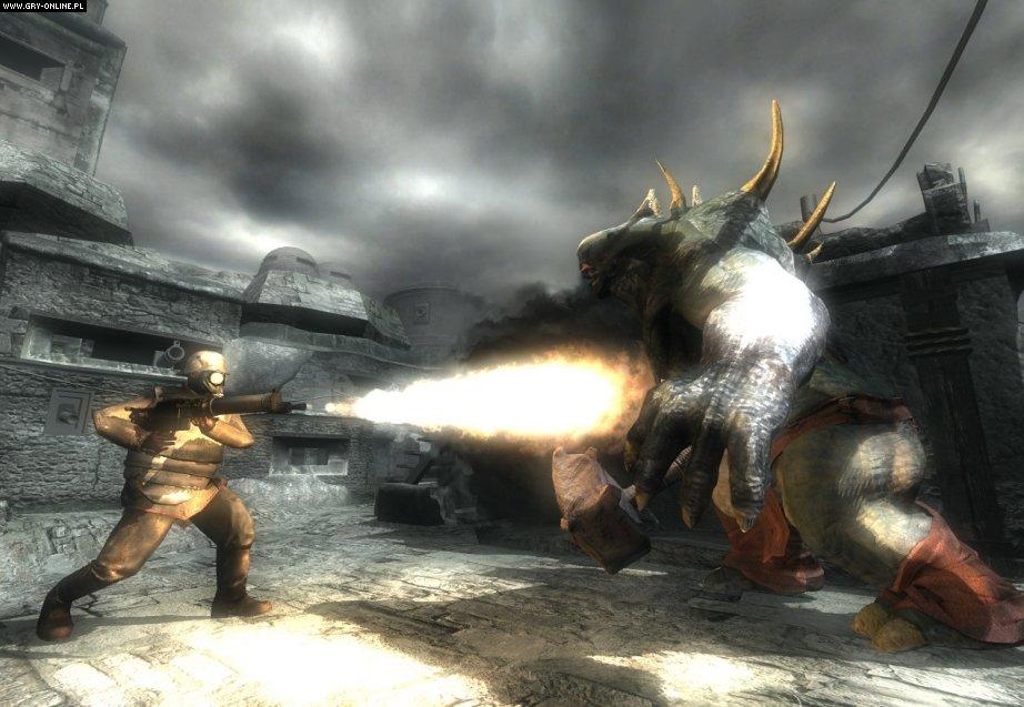 Прохождение игры Necrovision часть 1.