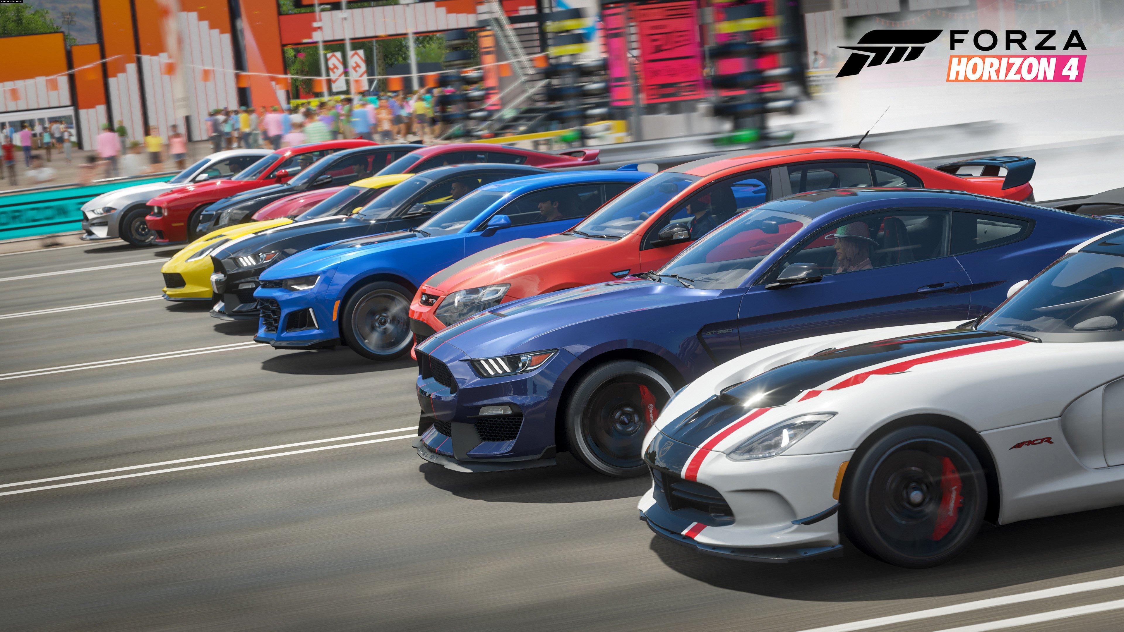 Forza Horizon 4 PC Requisitos Minimos para jogar!