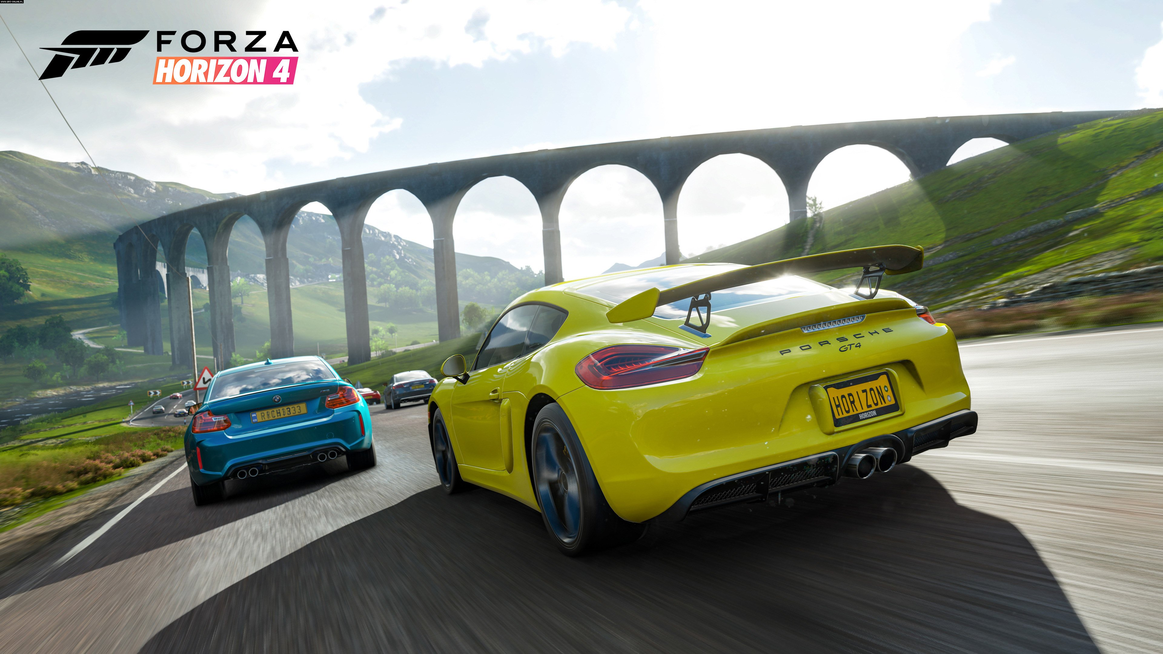 Forza Horizon 4 PC, XONE Gry Screen 1/41, Playground Games, Xbox Game Studios / Microsoft Studios
