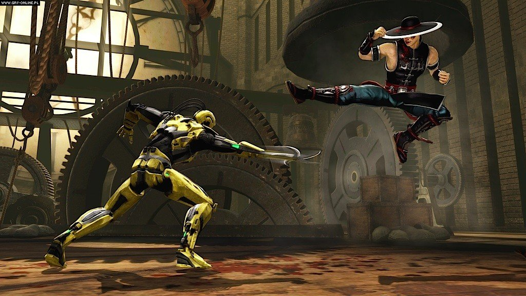 Mortal Kombat PC, X360 Gry Screen 12/17, NetherRealm Studios , Warner Bros. Interactive Entertainment