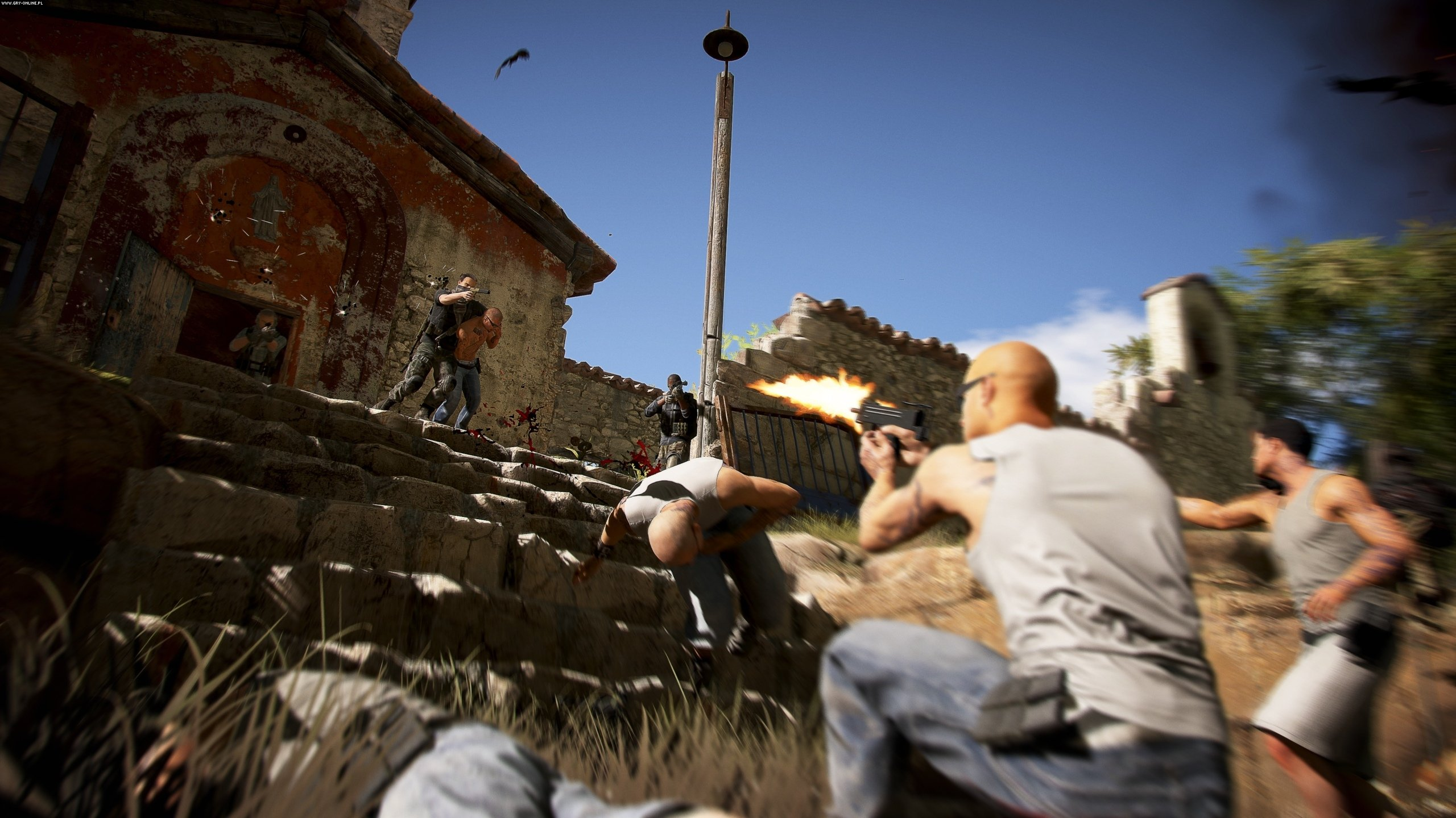 Tom Clancy's Ghost Recon: Wildlands PC, PS4, XONE Games Image 5/25, Ubisoft Studios, Ubisoft