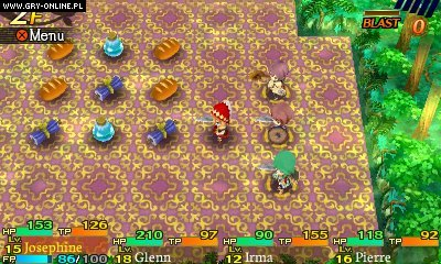 Etrian Mystery Dungeon 3DS Gry Screen 3/4, Spike Chunsoft, Atlus