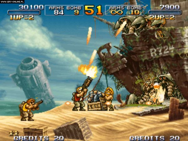 Metal Slug 3 PC, X360, PS3, PSV, PS4 Games Image 6/29, SNK Playmore