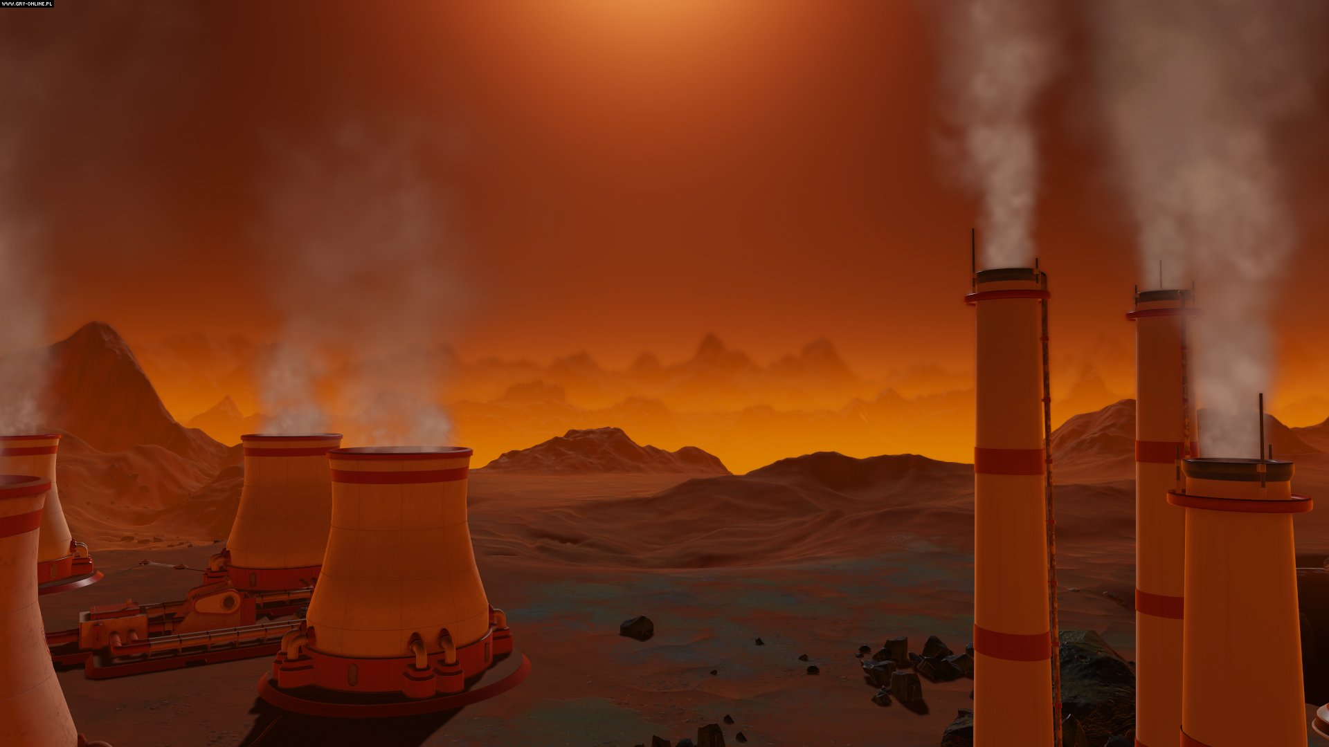 Surviving Mars: Green Planet PC Games Image 2/4, Haemimont Games, Paradox Interactive