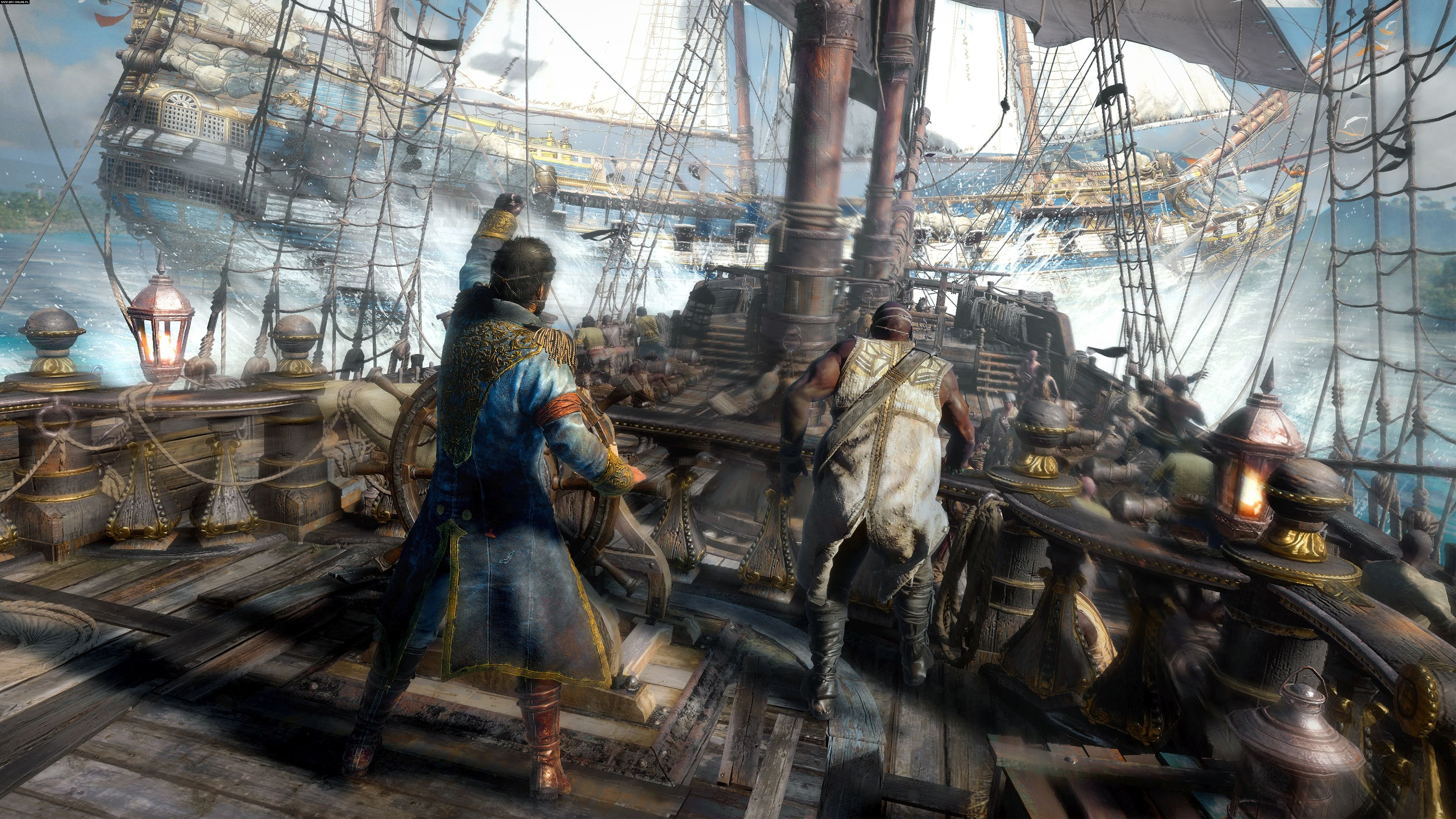 Skull & Bones PS4, XONE, PC Gry Screen 9/13, Ubisoft