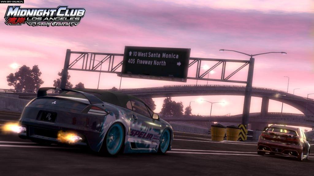 Midnight Club: Los Angeles Playstation 3