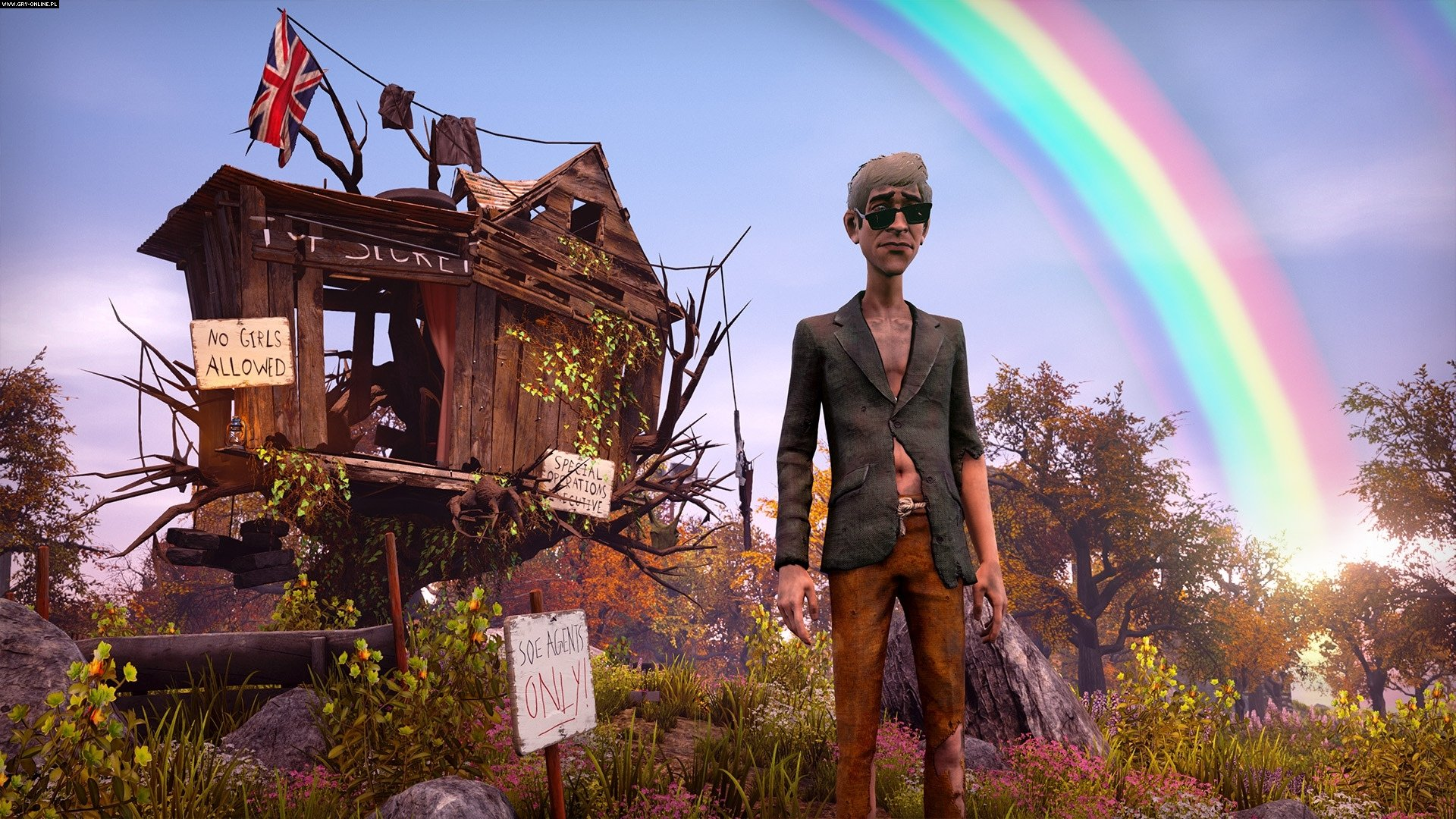 We Happy Few PC, PS4, XONE Gry Screen 24/40, Compulsion Games, Gearbox Publishing