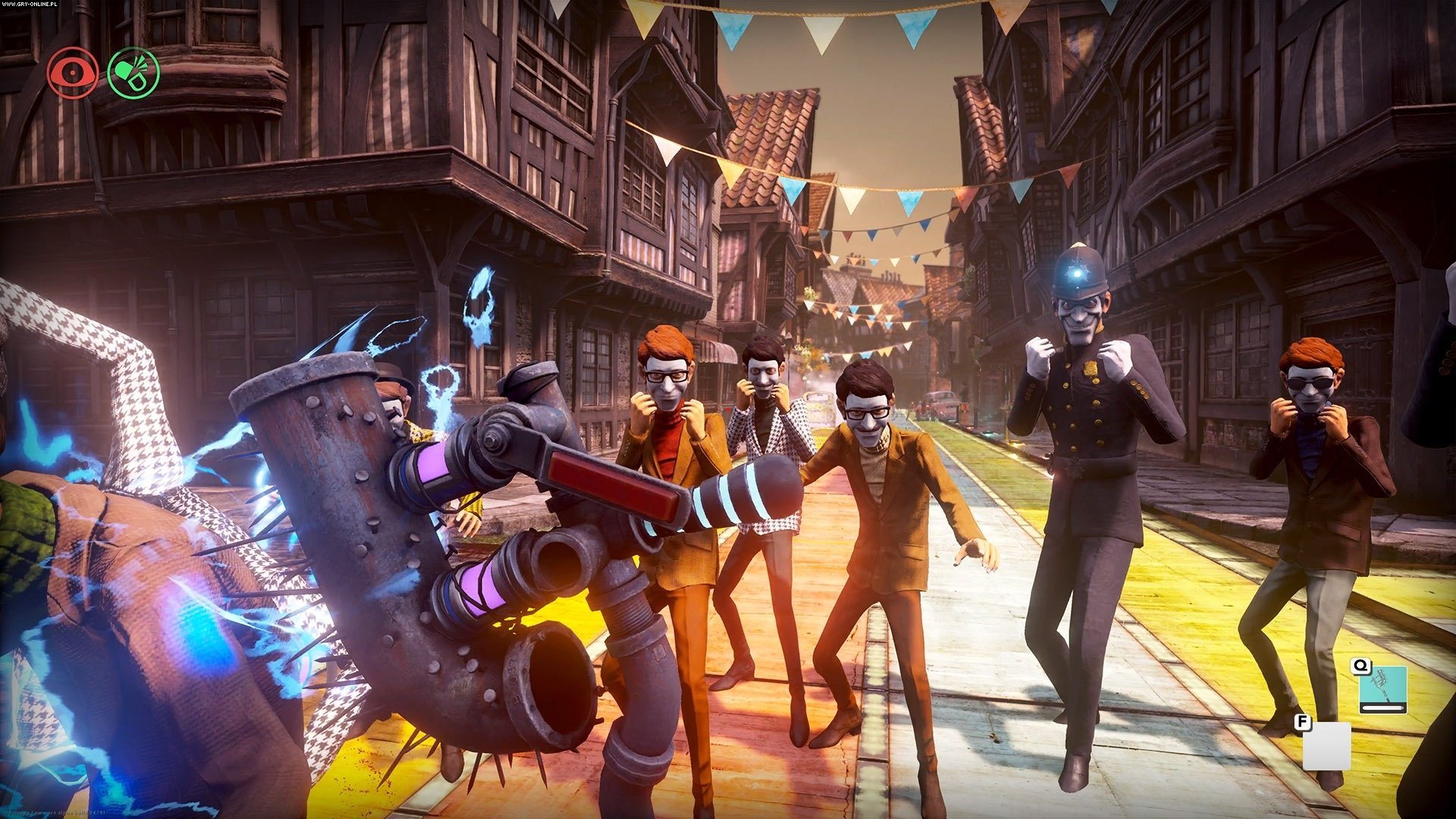 We Happy Few PC, PS4, XONE Gry Screen 20/40, Compulsion Games, Gearbox Publishing