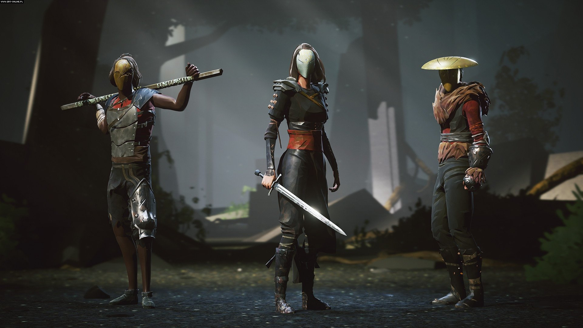 Absolver PC, PS4, XONE Gry Screen 3/6, Sloclap, Devolver Digital