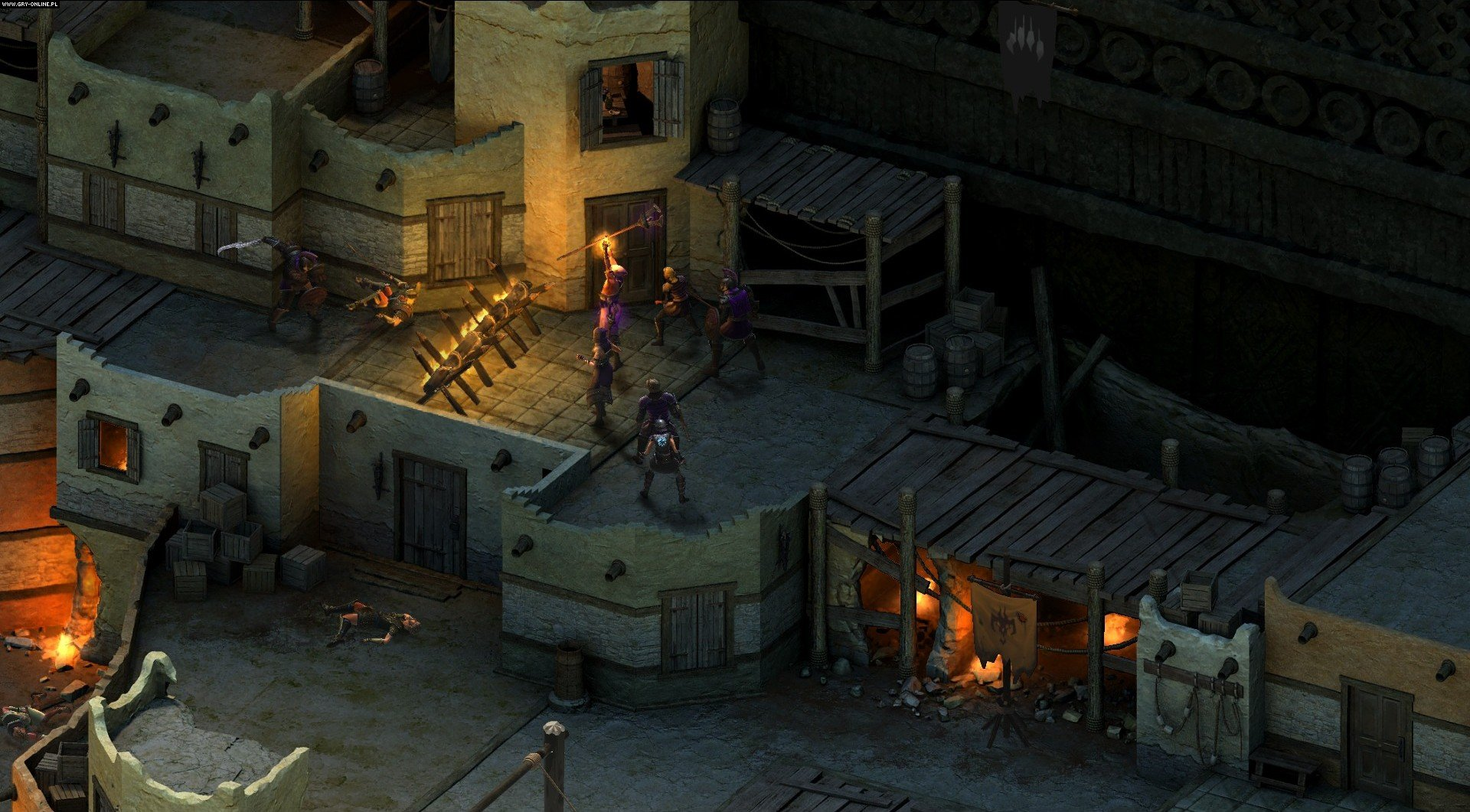 Tyranny PC Gry Screen 5/14, Obsidian Entertainment, Paradox Interactive