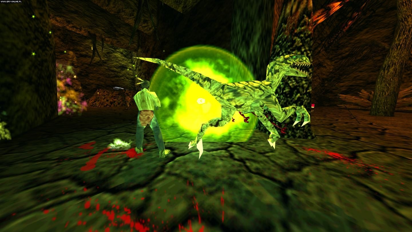 Turok 2: Seeds of Evil Remastered PC, XONE Gry Screen 3/6, Night Dive Studios