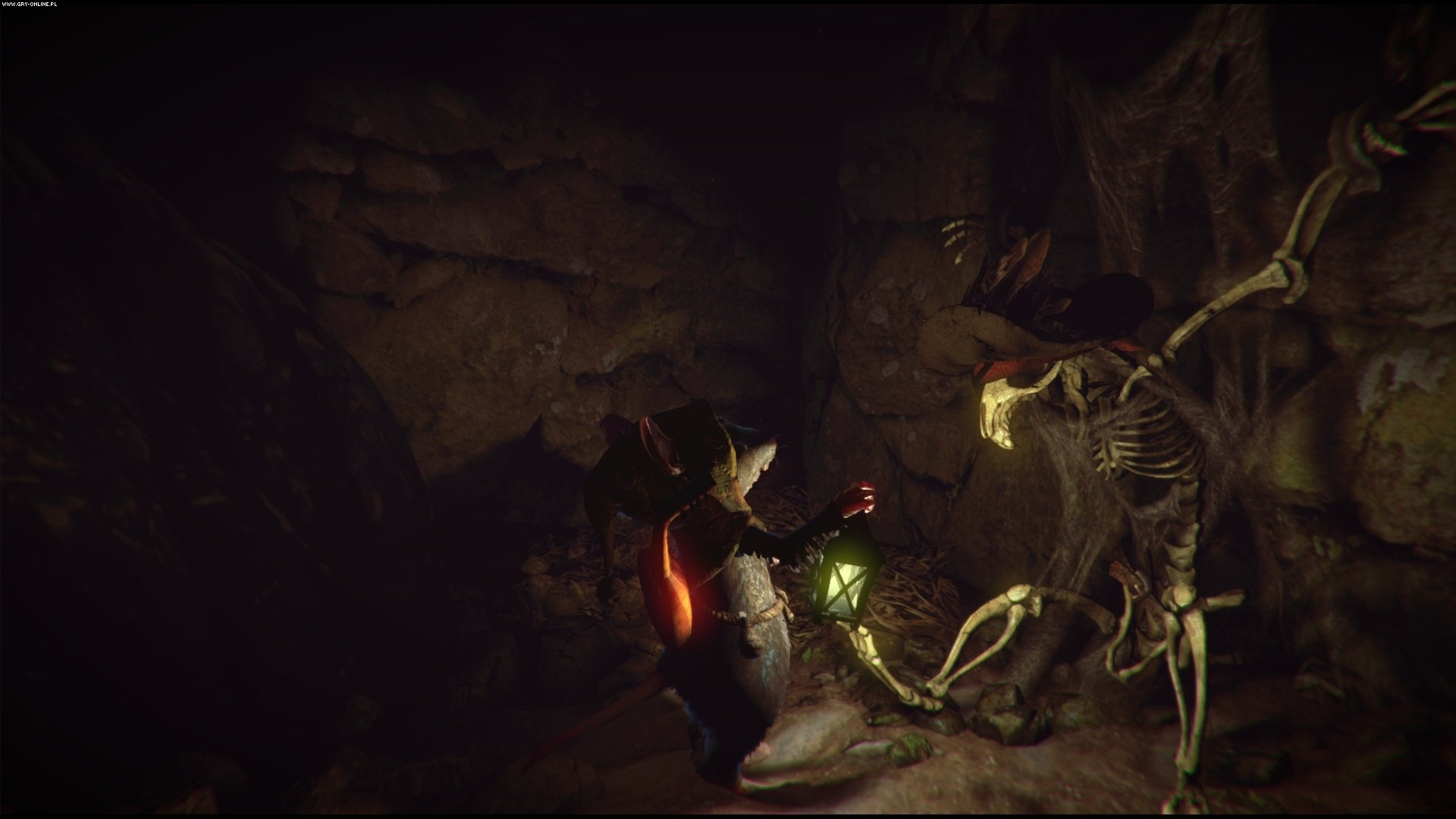Ghost of a Tale PC Gry Screen 12/24, SeithCG