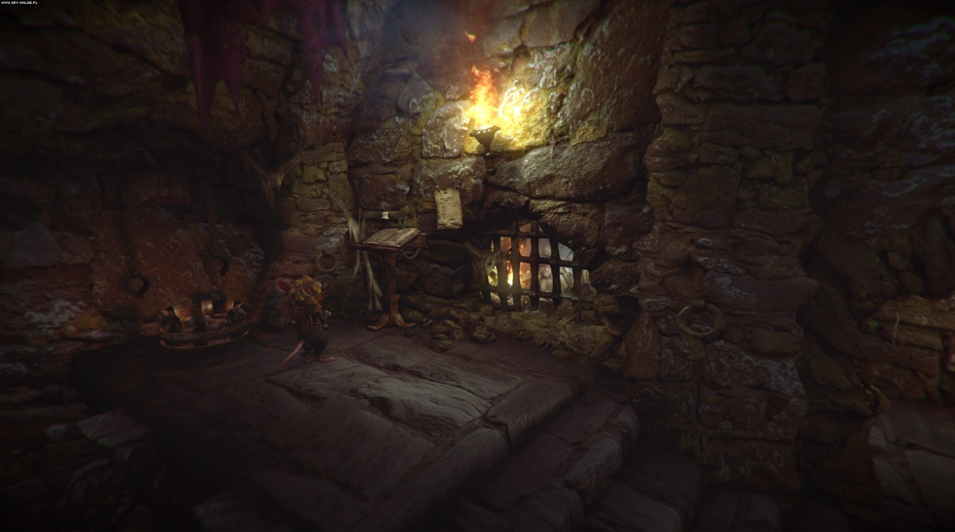 Ghost of a Tale PC Gry Screen 10/24, SeithCG