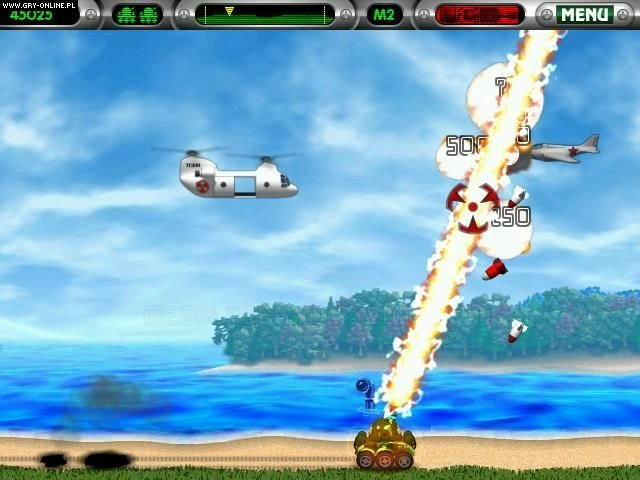 Heavy Weapon: Atomic Tank! PC Games Image 6/50, CTXM, PopCap Games