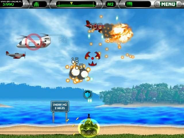 Heavy Weapon: Atomic Tank! PC Games Image 1/50, CTXM, PopCap Games