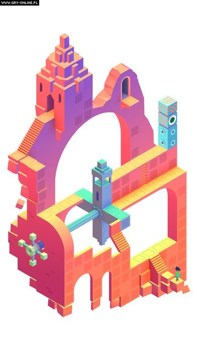 Monument Valley 2 AND, iOS Gry Screen 4/5, ustwo