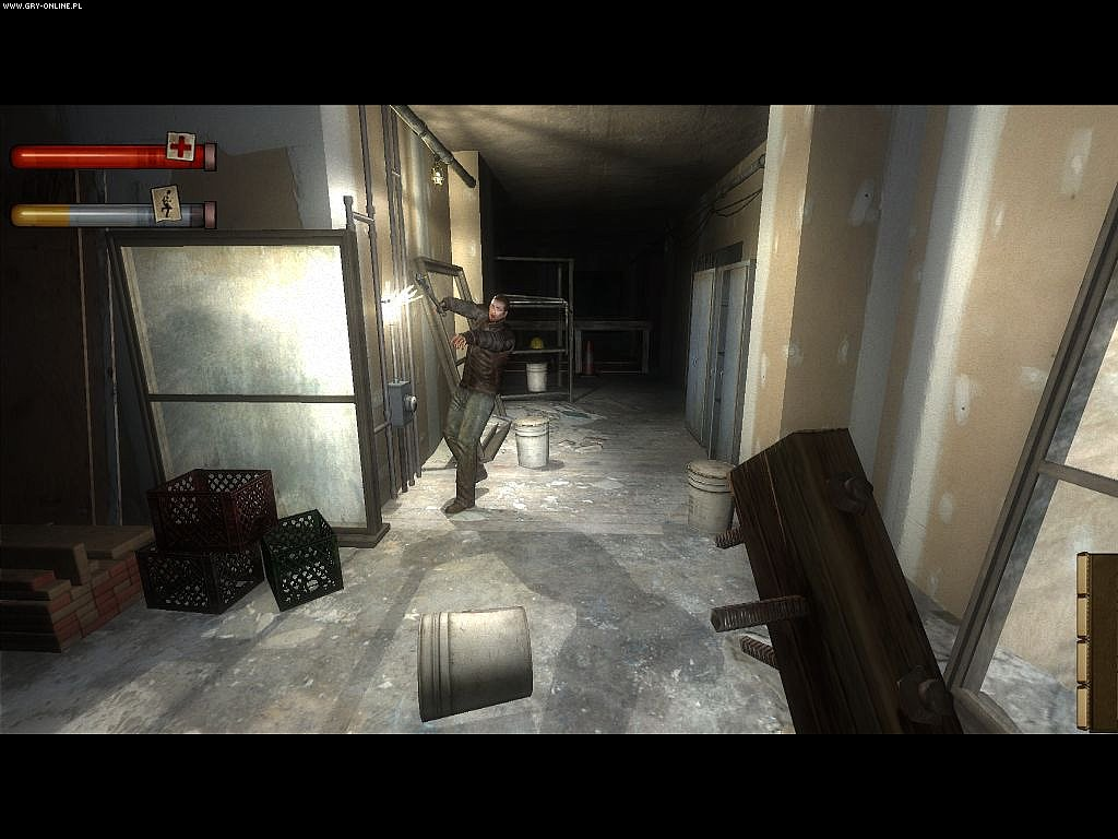 Condemned: Criminal Origins PC Gry Screen 6/76, Monolith Productions, SEGA