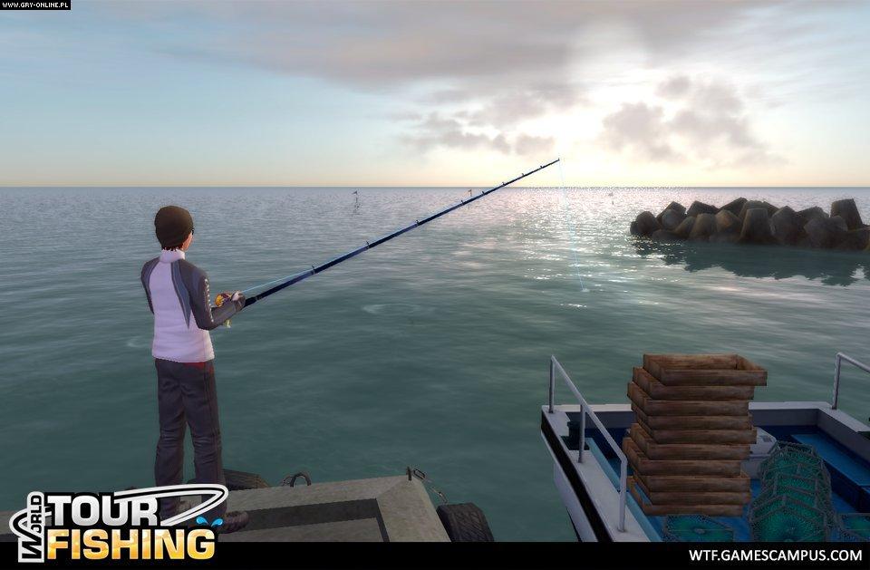 fishing online рыбалка