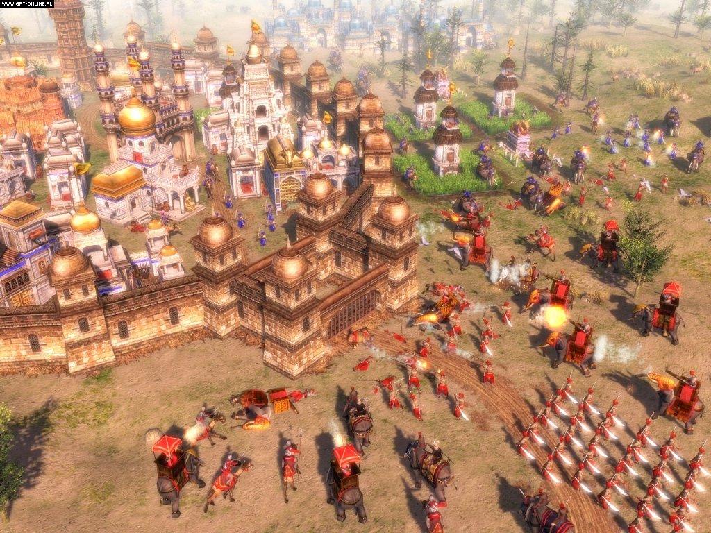 Age of Empires III: The Asian Dynasties - screenshots